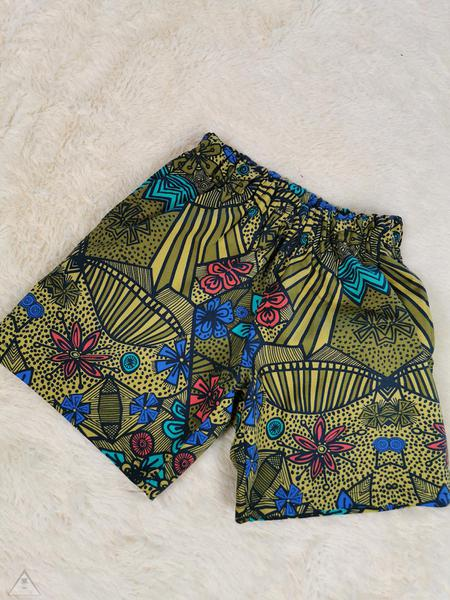 Shorts African