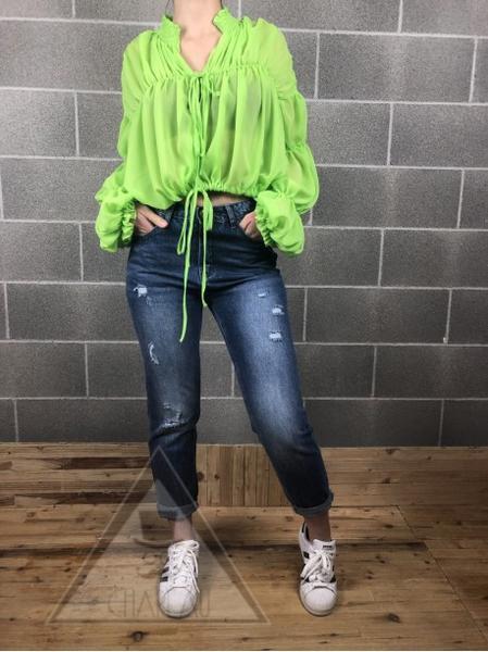 Blusa Drappeggio