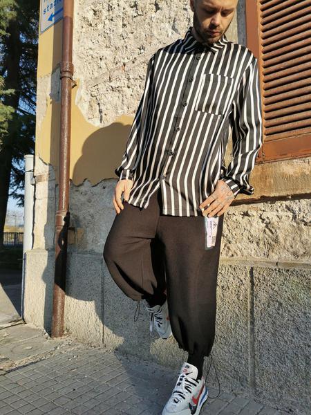 Camicia Rigata