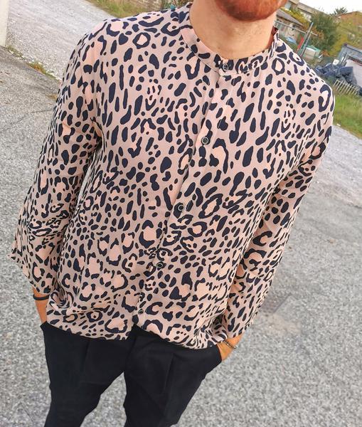 Camicia Animalier antico
