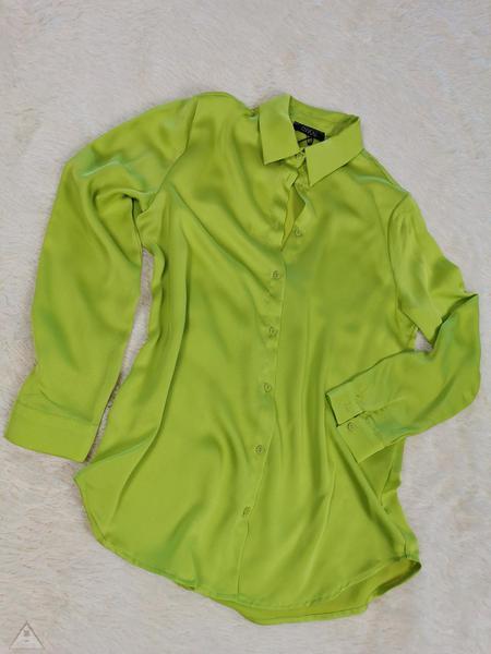 Camicia Lime