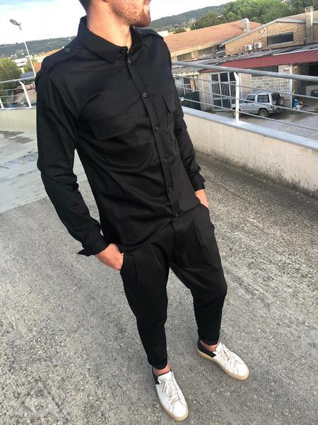 Camicia Nera mostrina