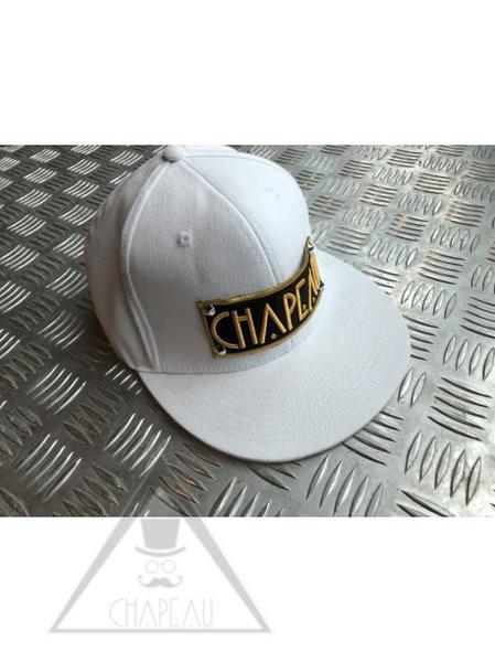 Cappellino Rap Bianco