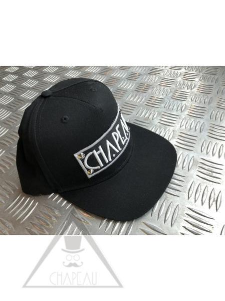 Cappellino Rap Nero 2