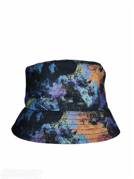 Cappello Pescatore Spennellato