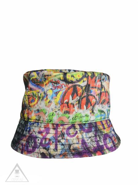 Cappello Pescatore Murales