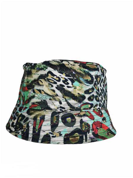 Cappello Pescatore Leopardo