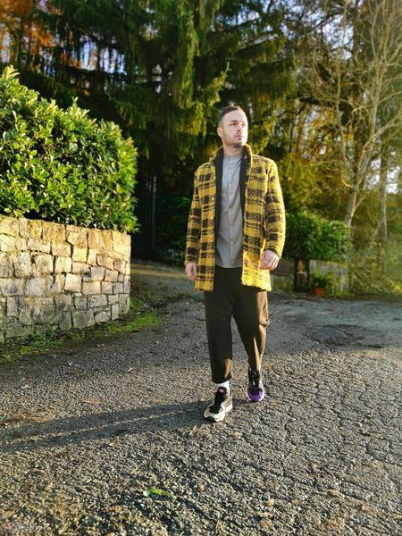 Cappotto yellow