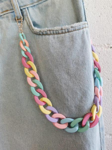 Catena Multicolor Pastello