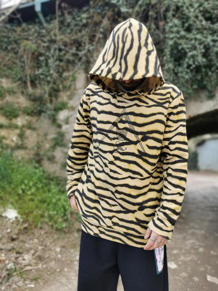 Felpa Zebra