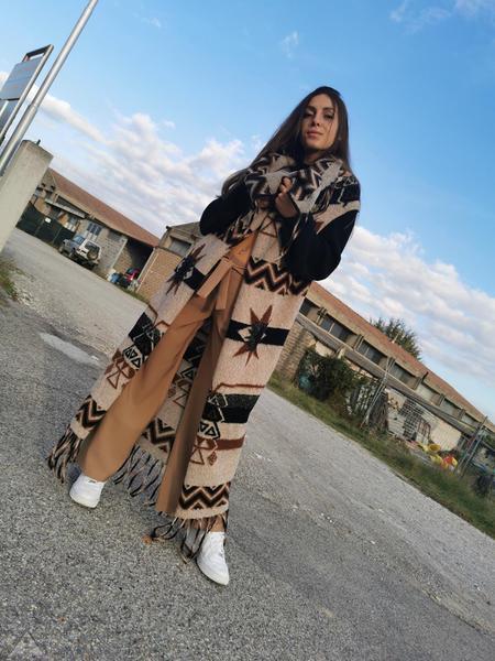 Gilet Azteco