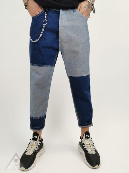 Jeans ChiaroScuro