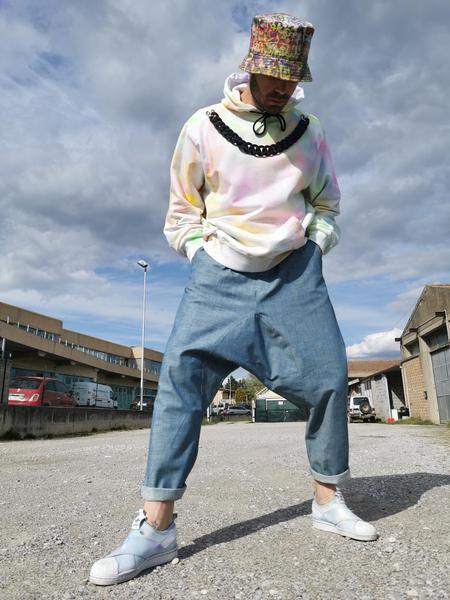 Jeans Japan Scavallato