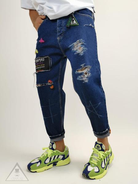 Jeans Mosaico
