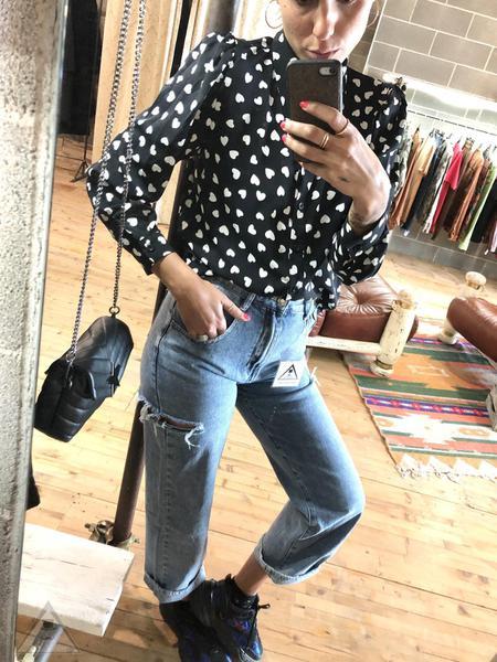 Jeans Vintage Taglio