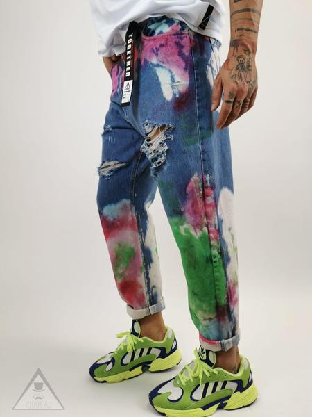 Jeans Watercolor