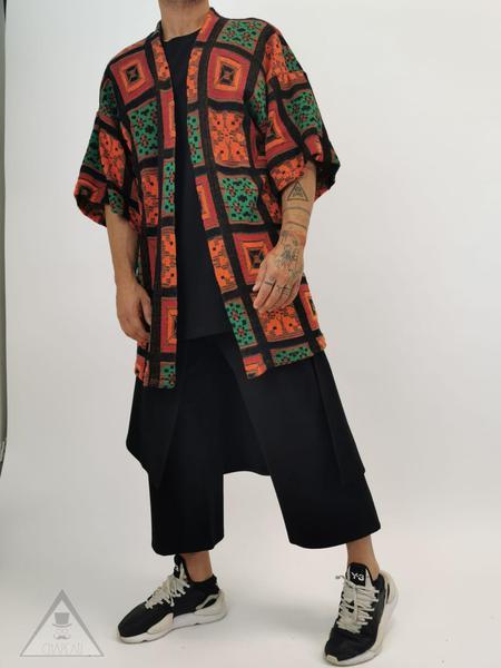 Kimono in Maglia