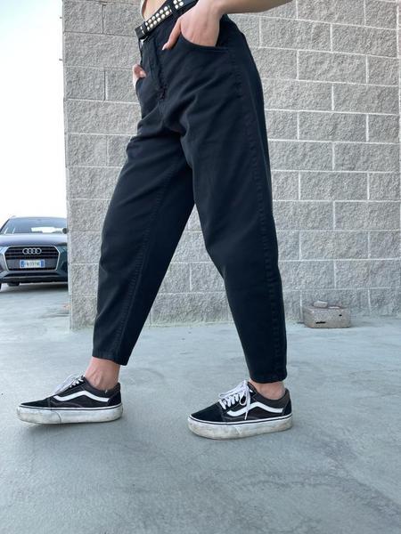 Jeans Mum Black