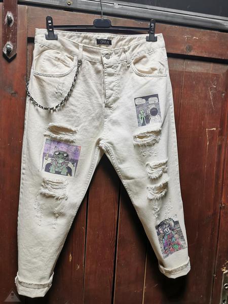Jeans Panna Alieno