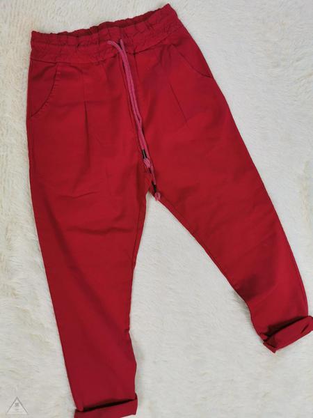 Pantalaccio red