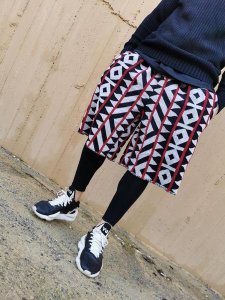 Pantalone Boxer Etnico