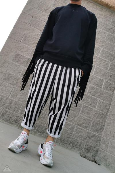 Pantalone Gazzettino Scavallato
