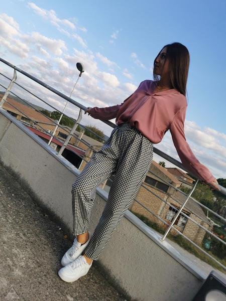 Pantalone Vichy