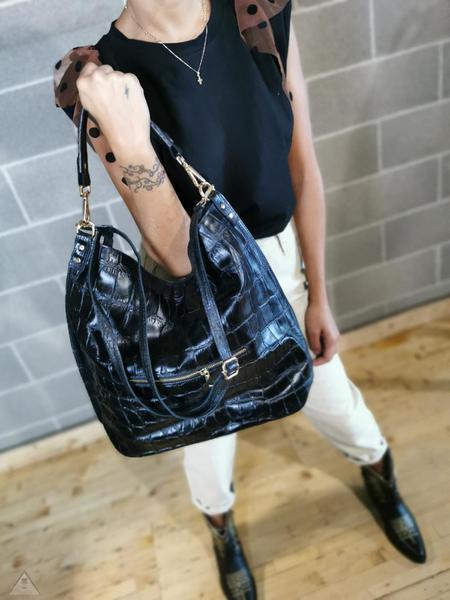 Shopper cocco Black