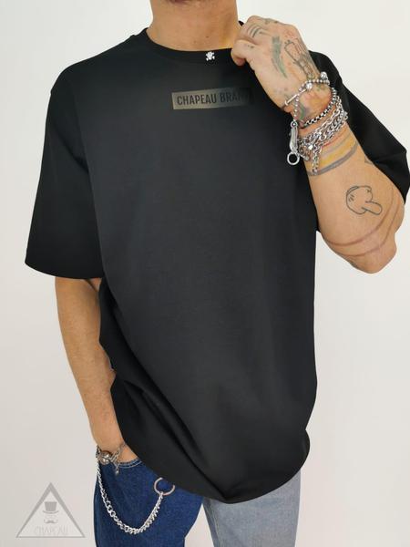T-Shirt Black Borchia