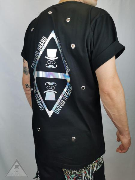 T-Shirt Double Ologramma