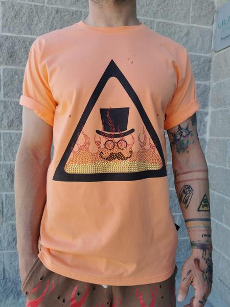 T-Shirt Fire 3D