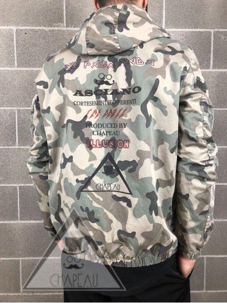 Bomber Camouflage
