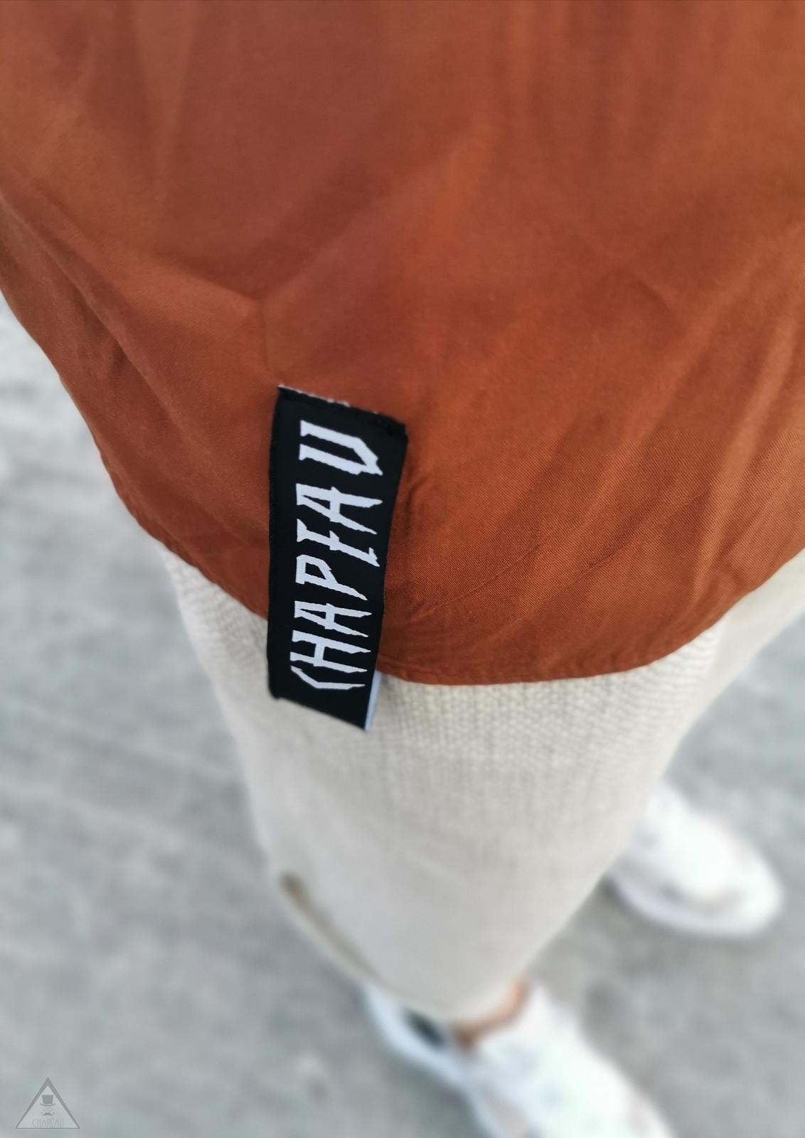 Camicia 60 Tabacco