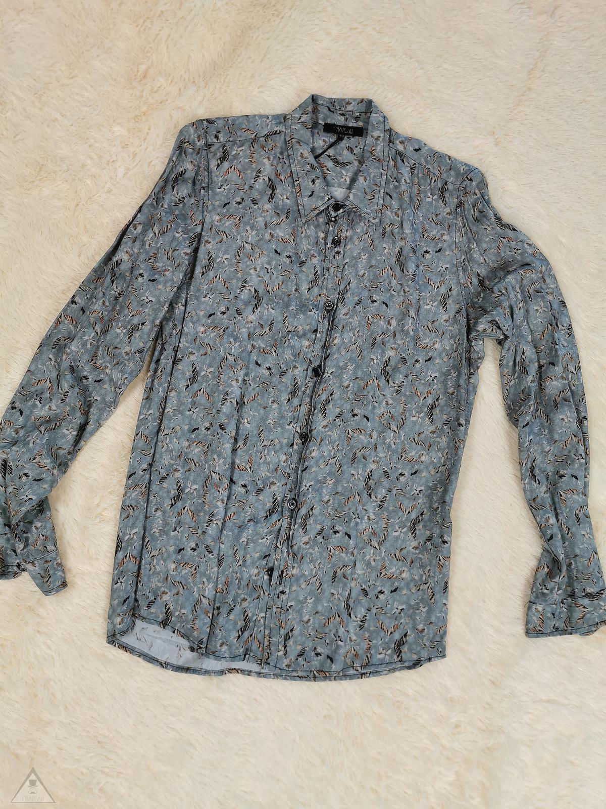 Camicia africa
