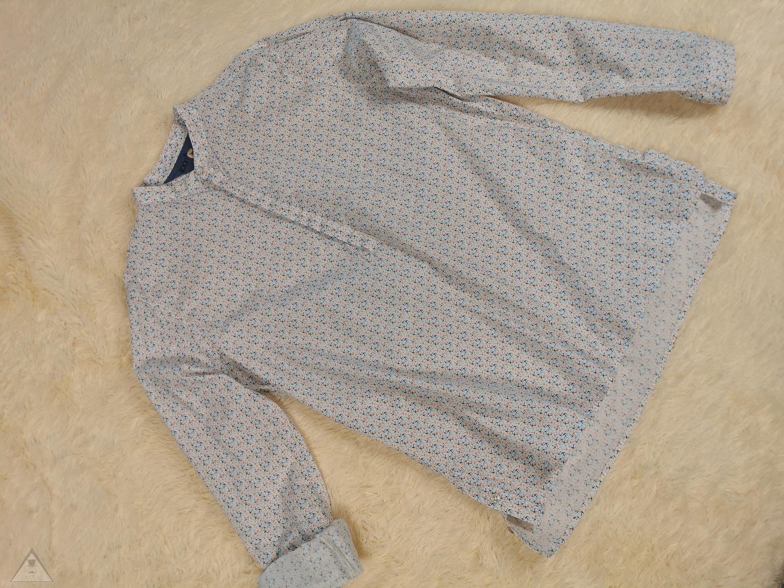 Camicia Ancora