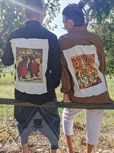 Camicia Circo Leone