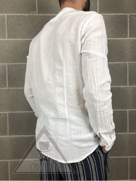 Camicia Corana Bianca