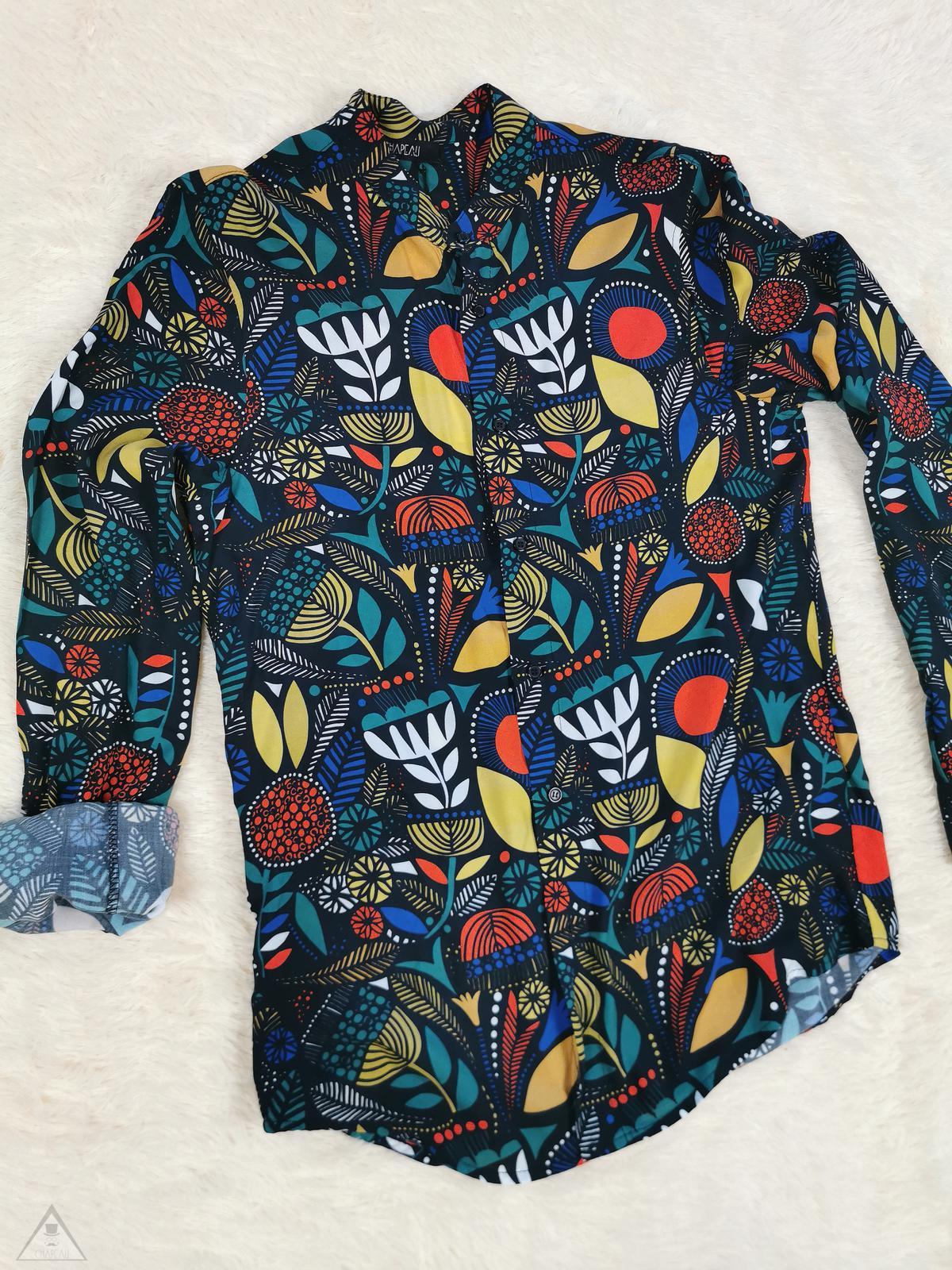 Camicia Azteco