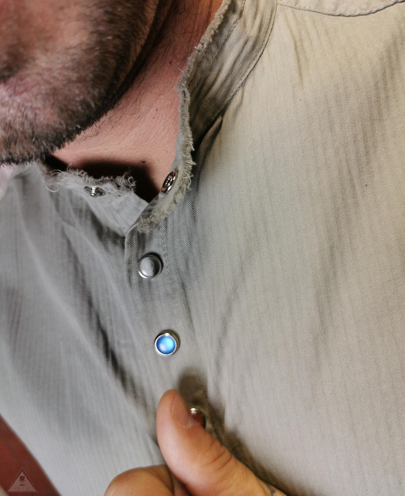 Camicia Gesso Clip