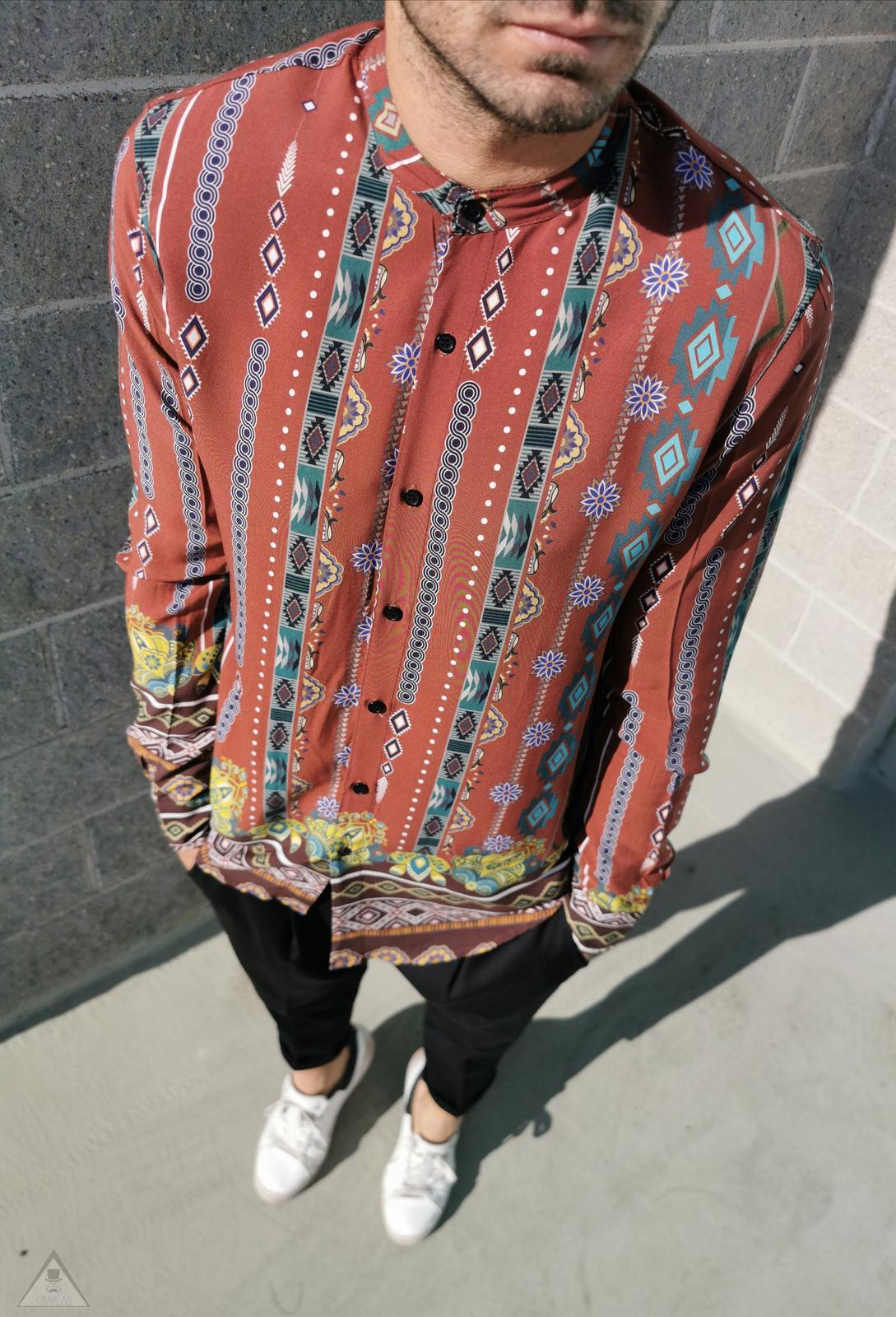 Camicia indiano