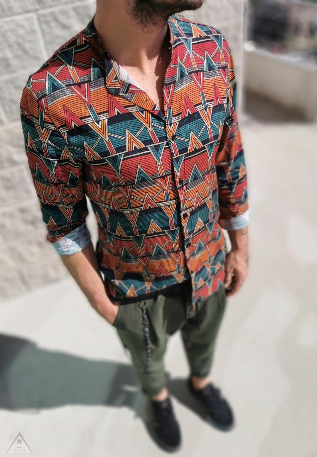 Camicia Kenya