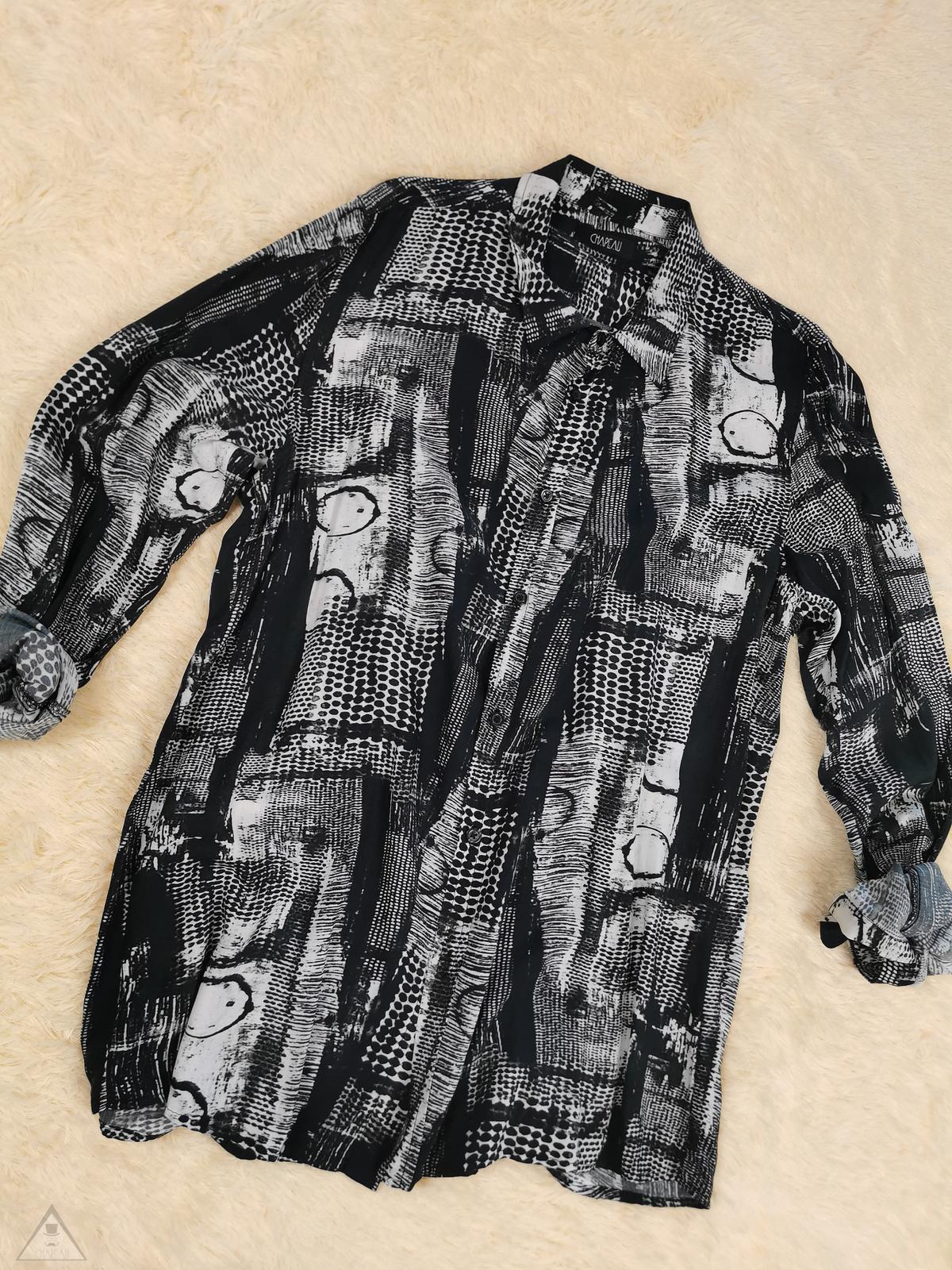 Camicia Matrix