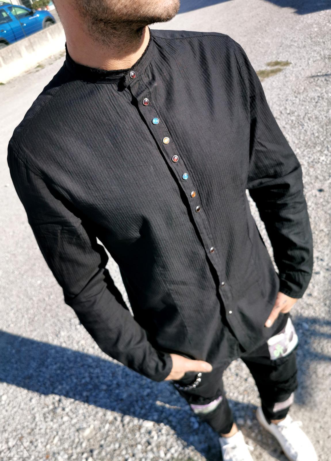 Camicia Nera Clip
