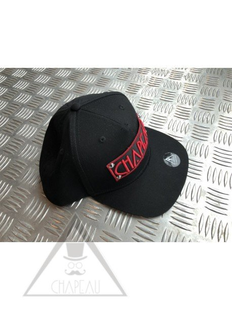 Cappellino Rap Nero 1