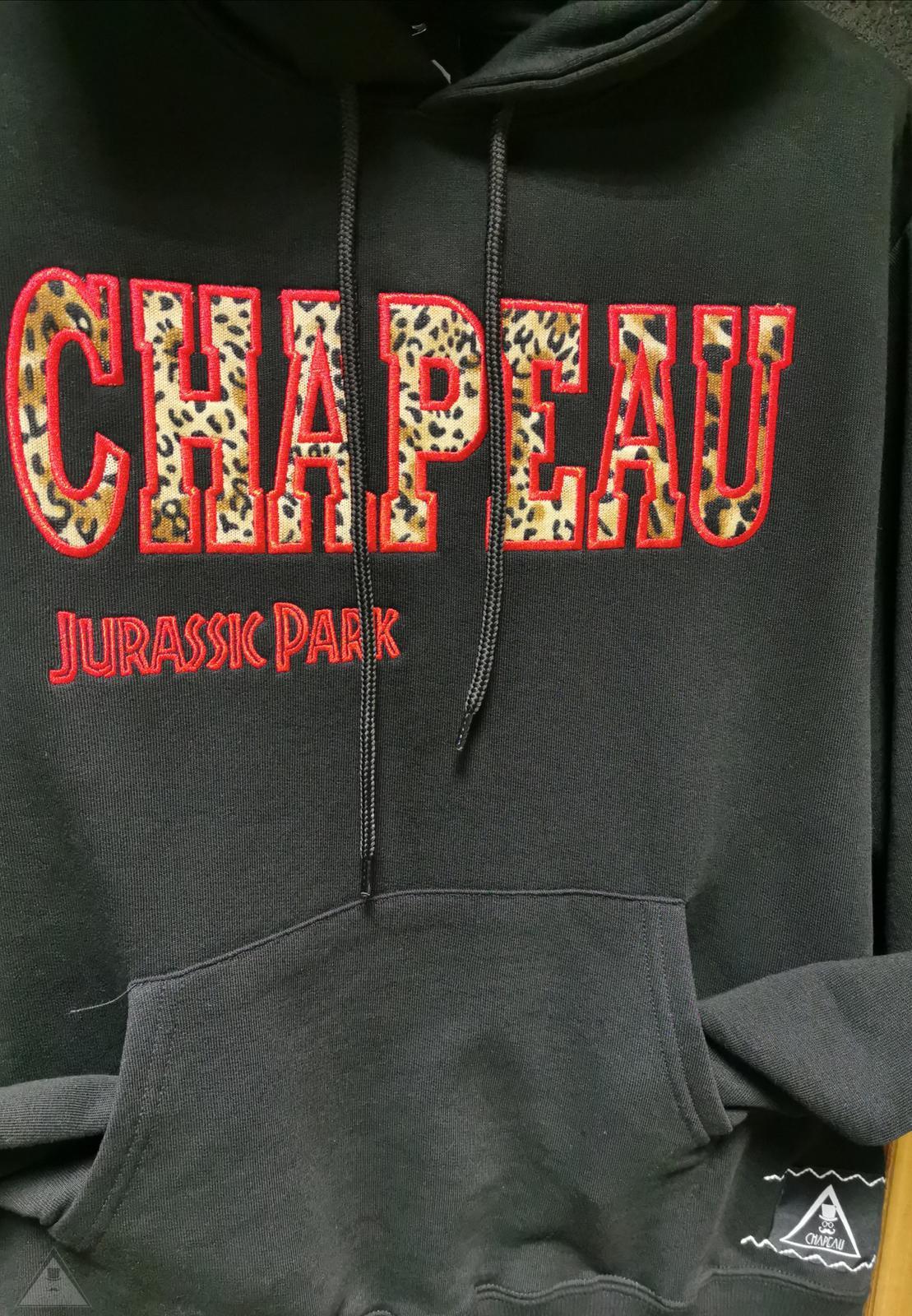 Felpa Jurassic Park