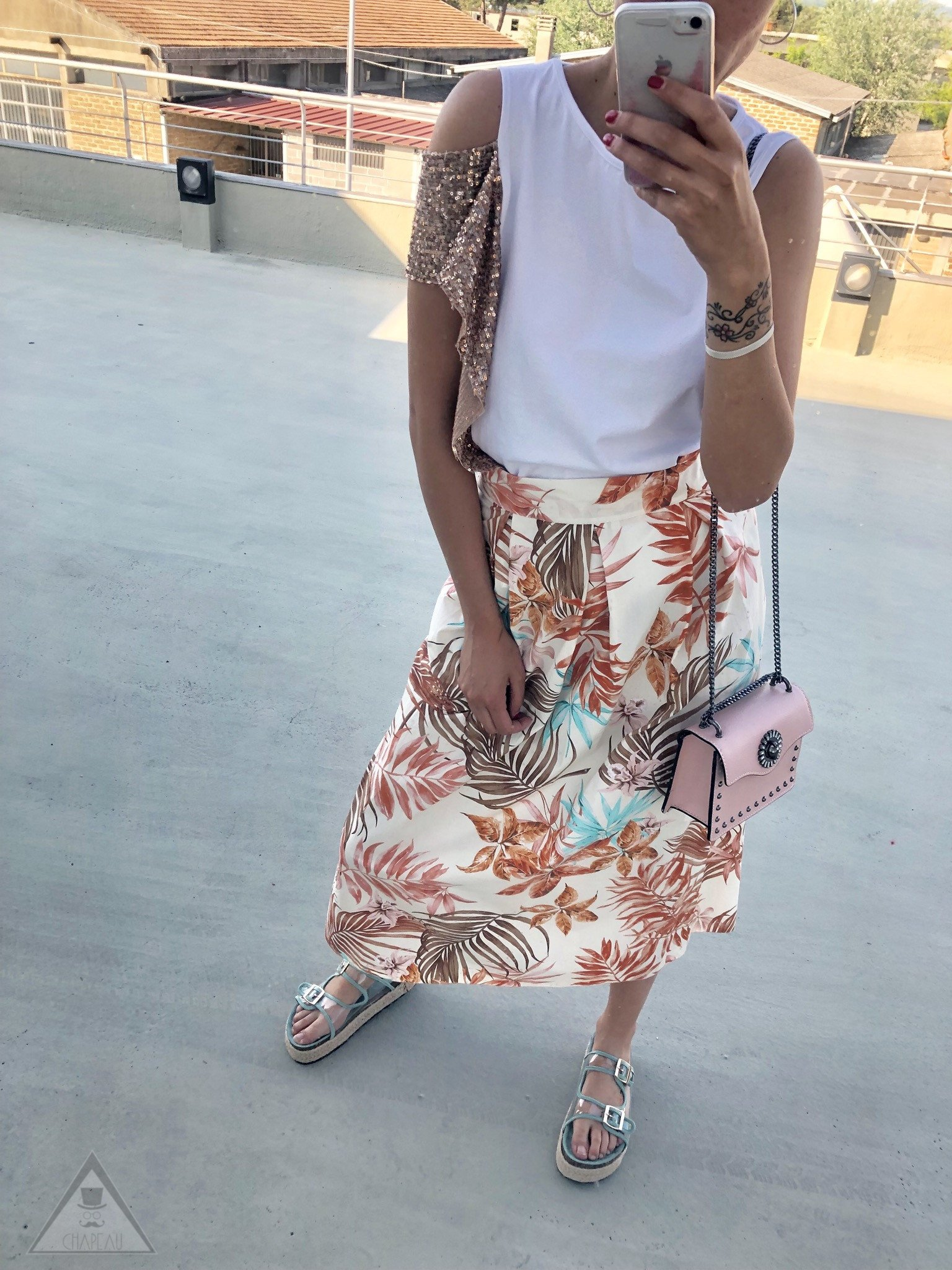Outfit Cuba Pastello