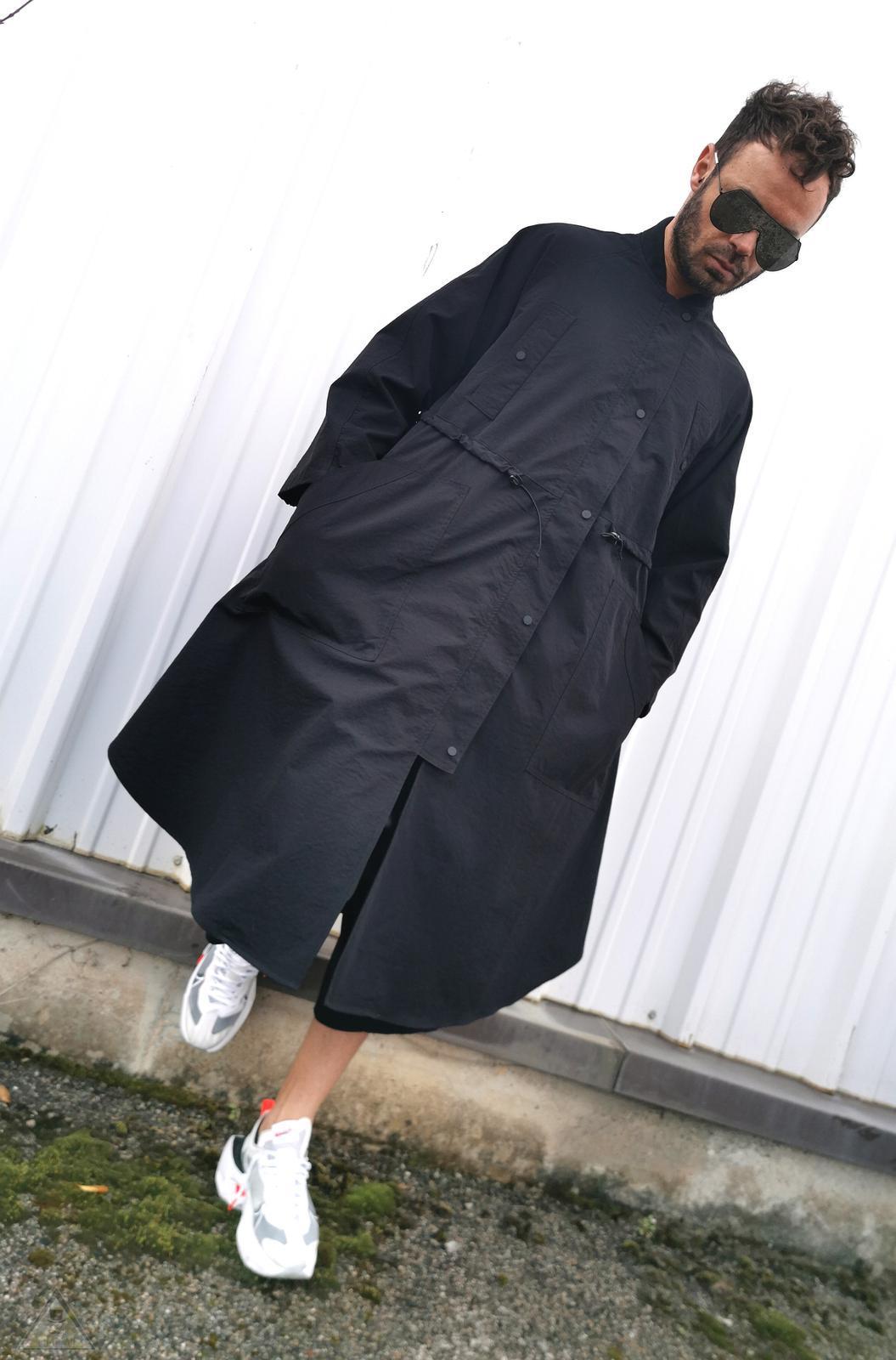 Japan Coat Black
