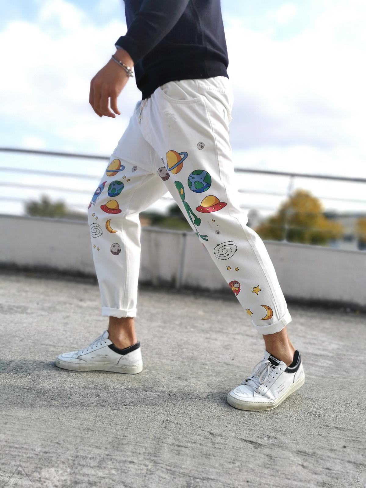 Jeans Alieno