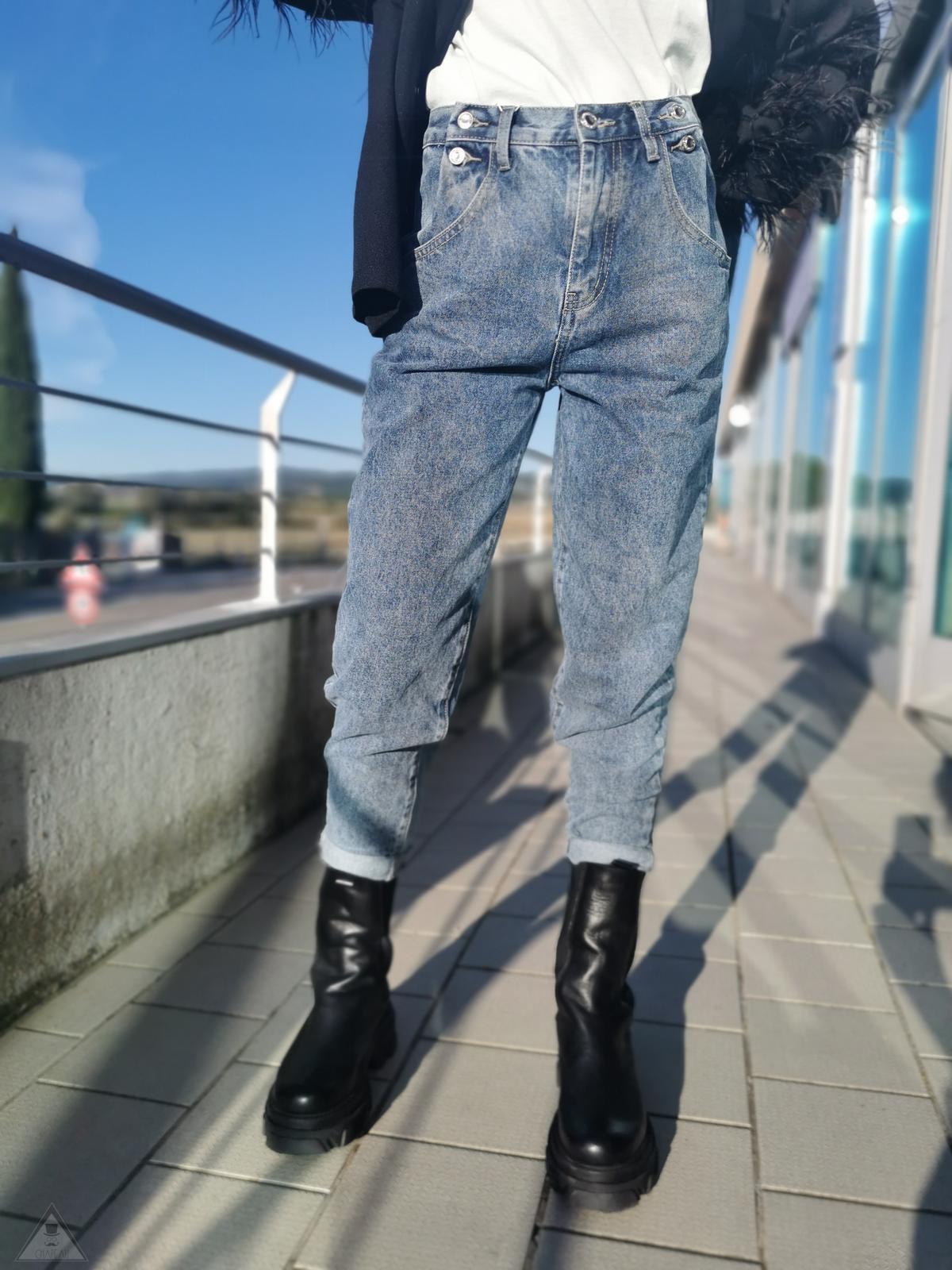 Jeans Cavallerizza