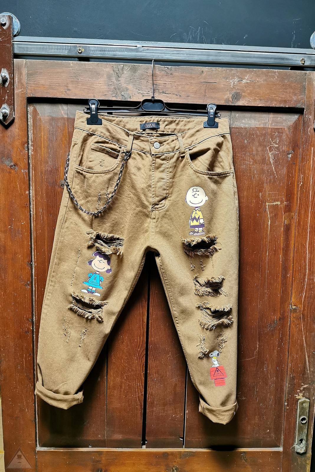 Jeans Charlie Brown